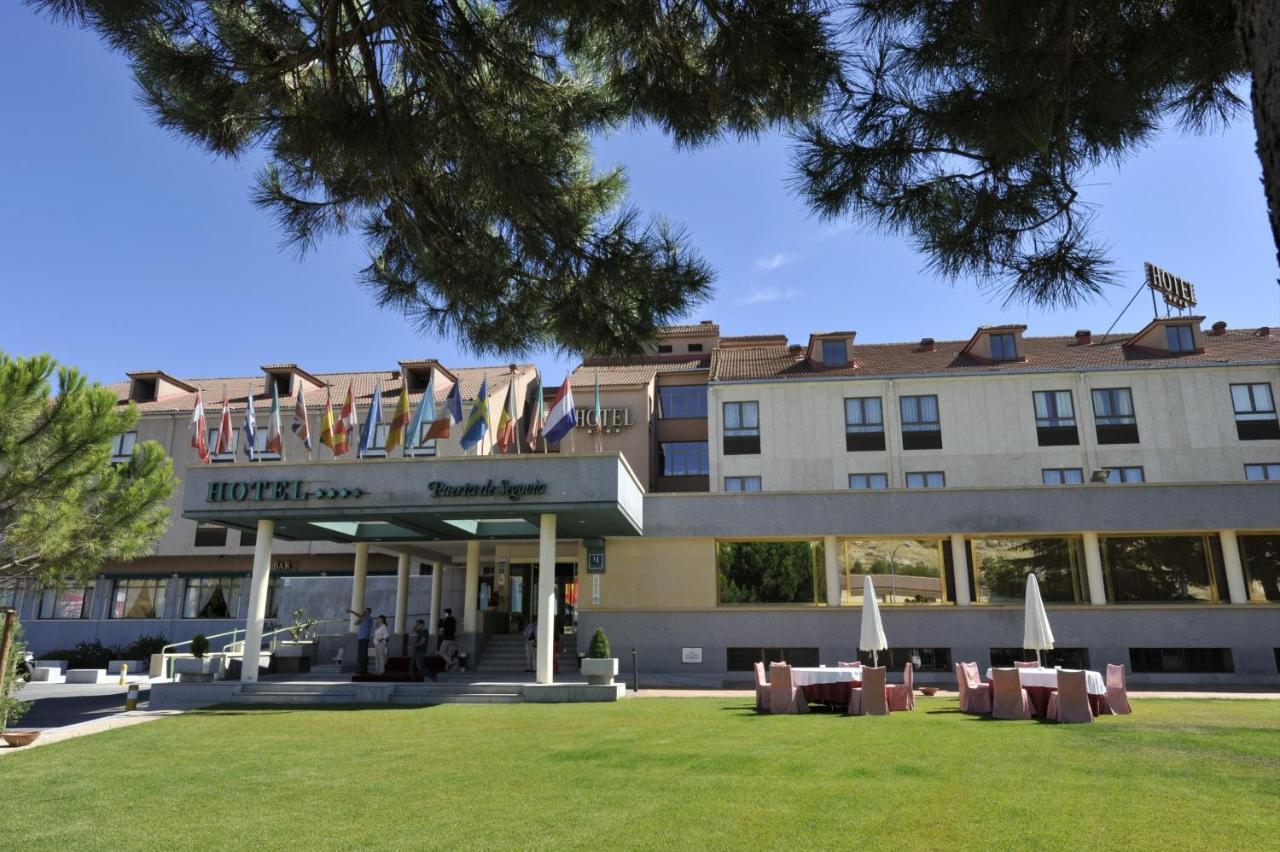 Hotel Puerta de Segovia (España La Lastrilla) - Booking.com