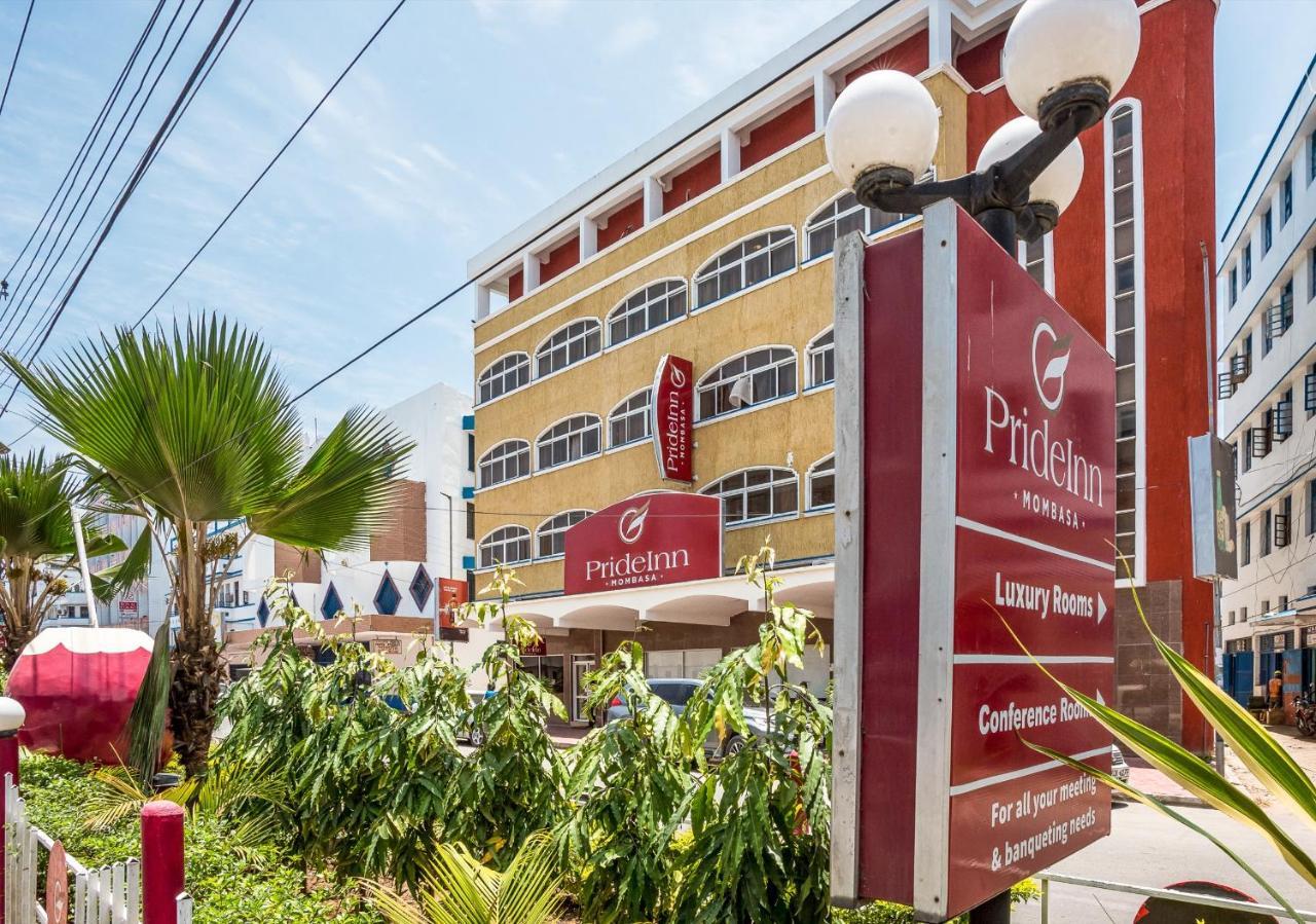 Отель  Prideinn Mombasa City