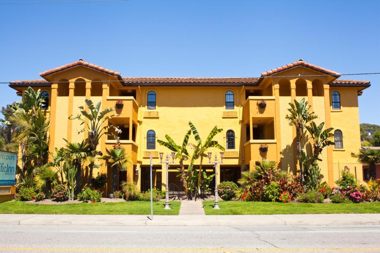 Отель  Pacific Inn Santa Cruz