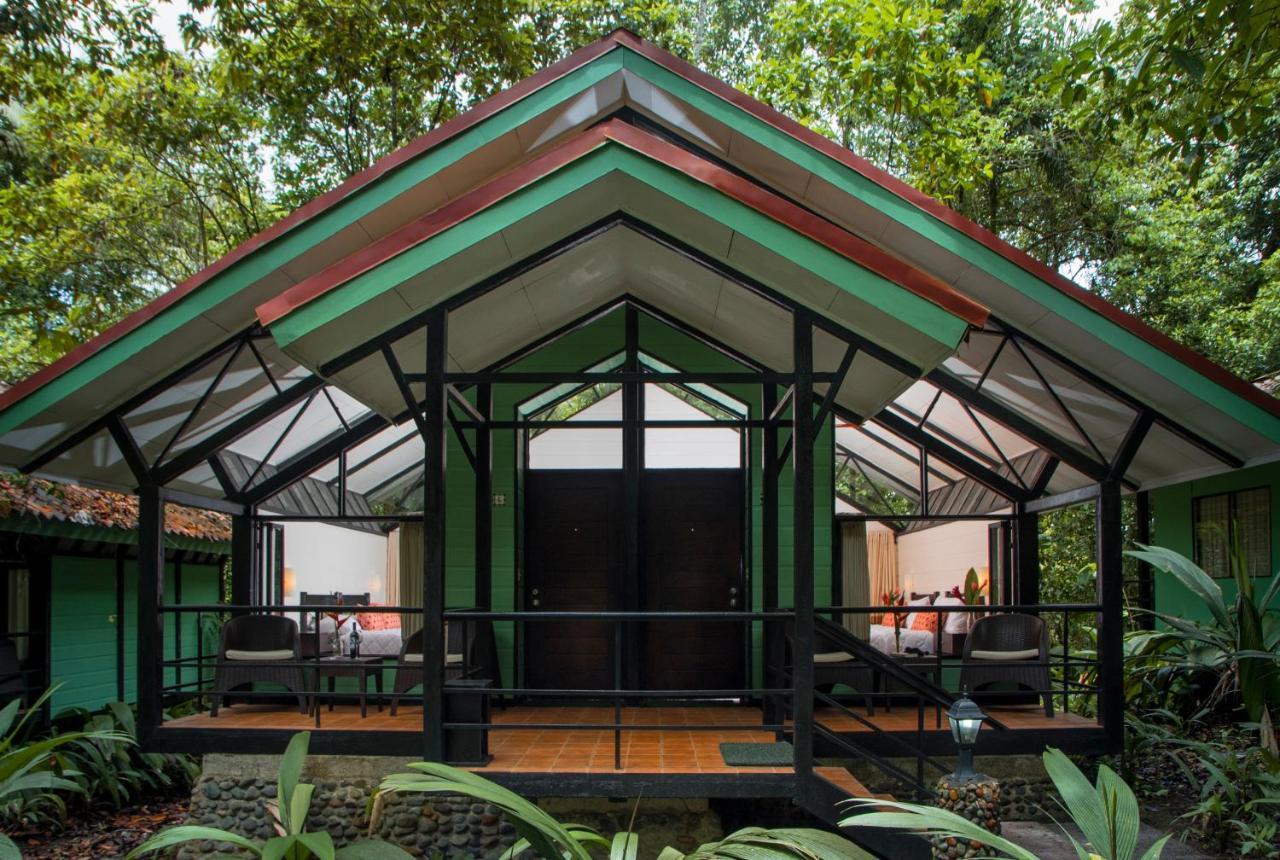 Лодж  Tapirus Lodge And Reserve