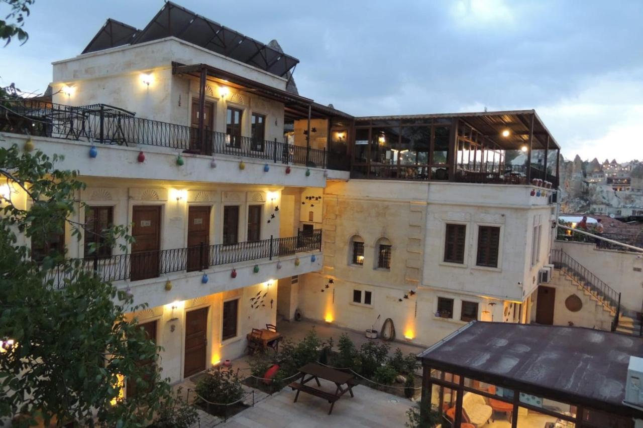 Отель  Cappadocia Ozbek Stone House
