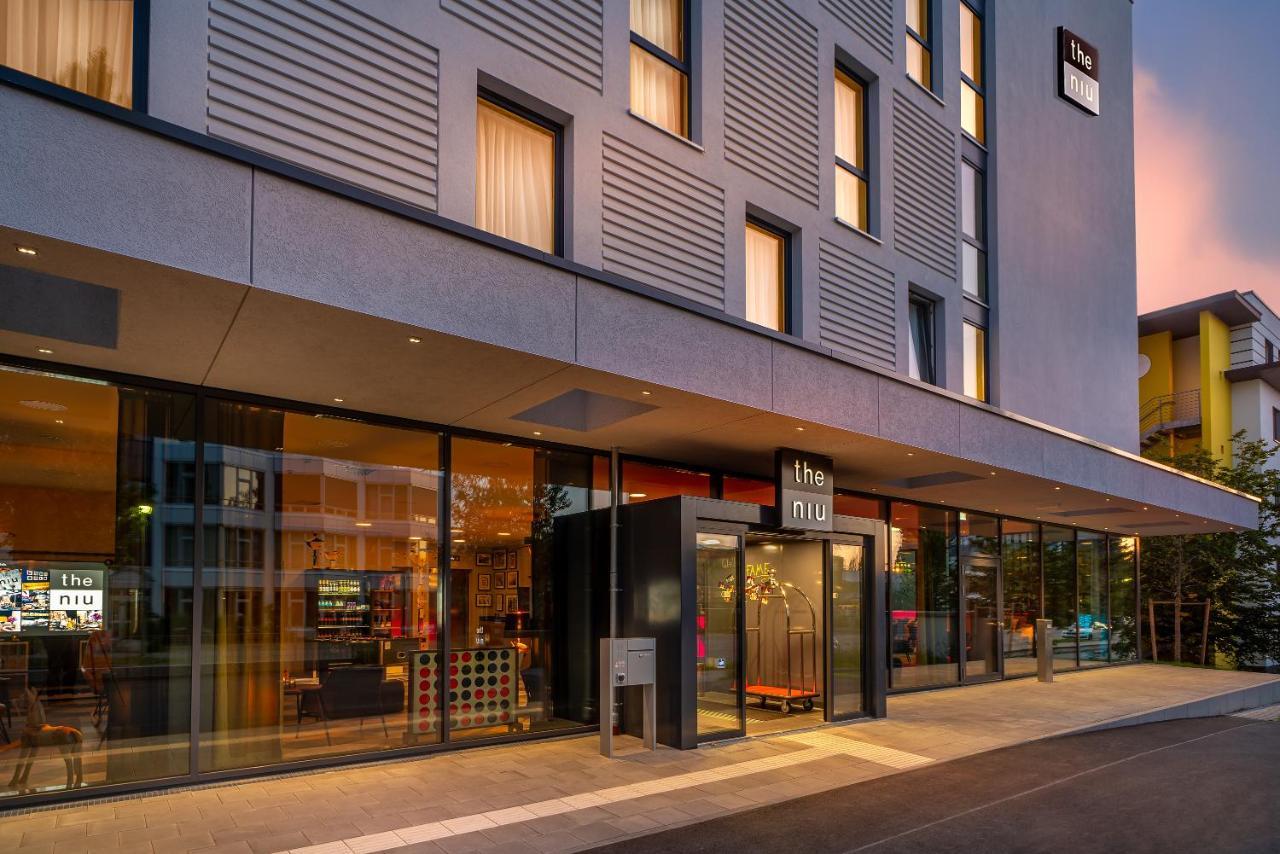 the niu Fury Hotel Aschheim August 2019