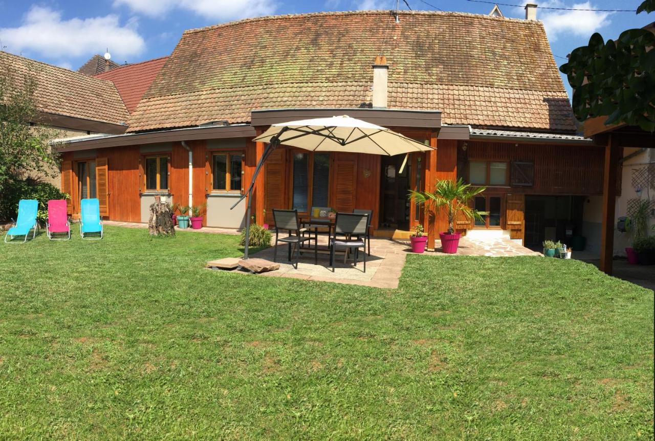 Ferienhaus Un petit coin d\'Alsace (Frankreich Soultzmatt ...