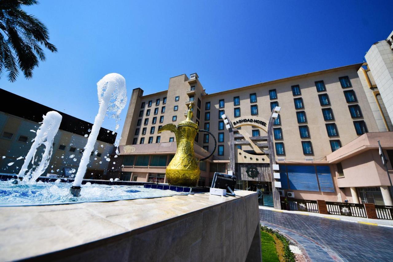 Отель  Отель  Baghdad Hotel