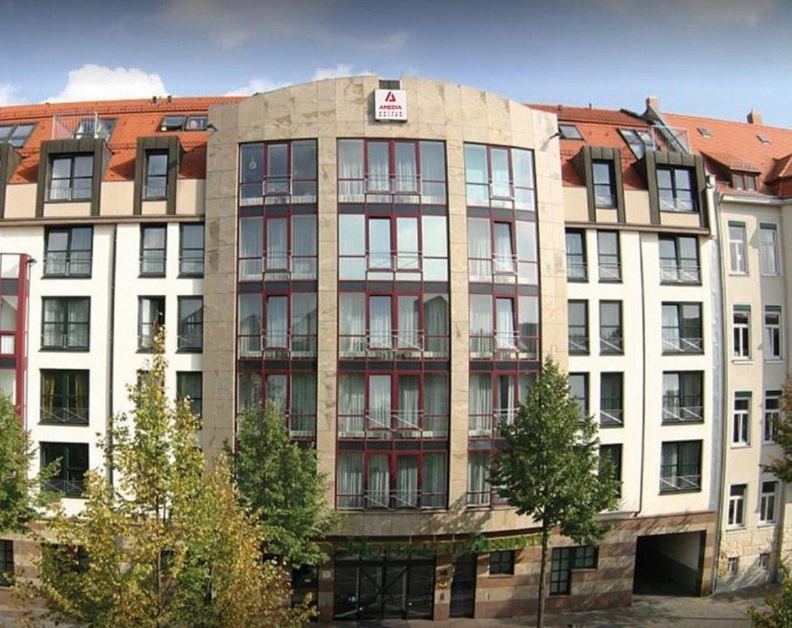 Отель  AMEDIA Hotel & Suites Leipzig