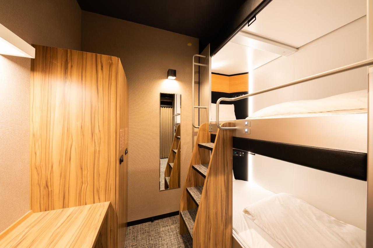 global cabin Yokohama Chukagai