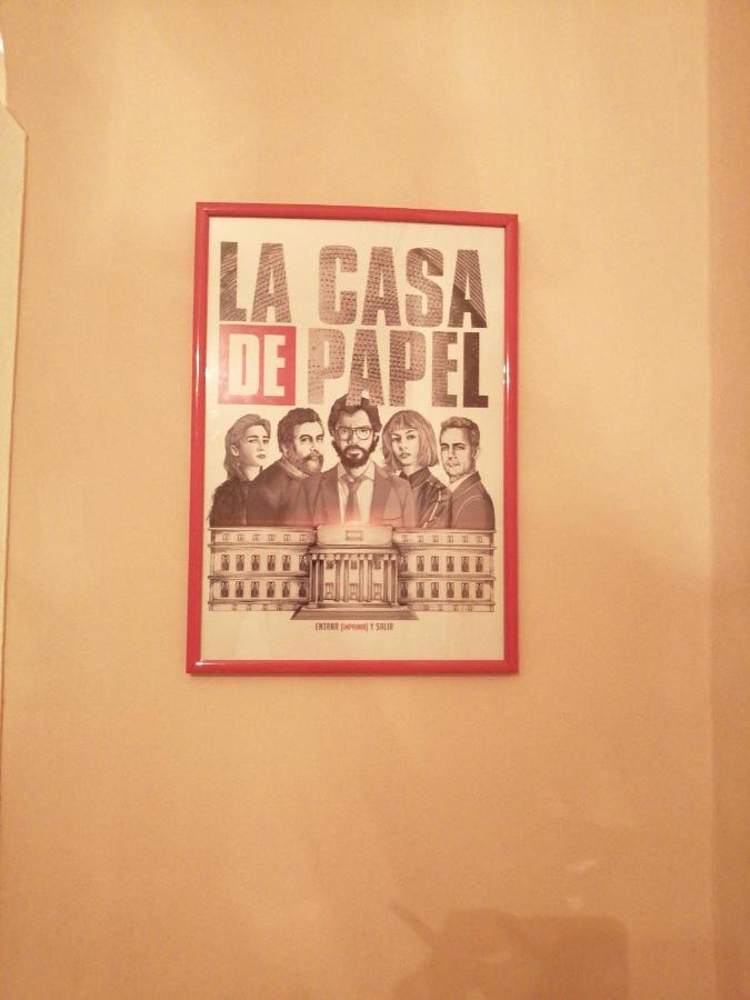 Хостел  La Casa De Papel