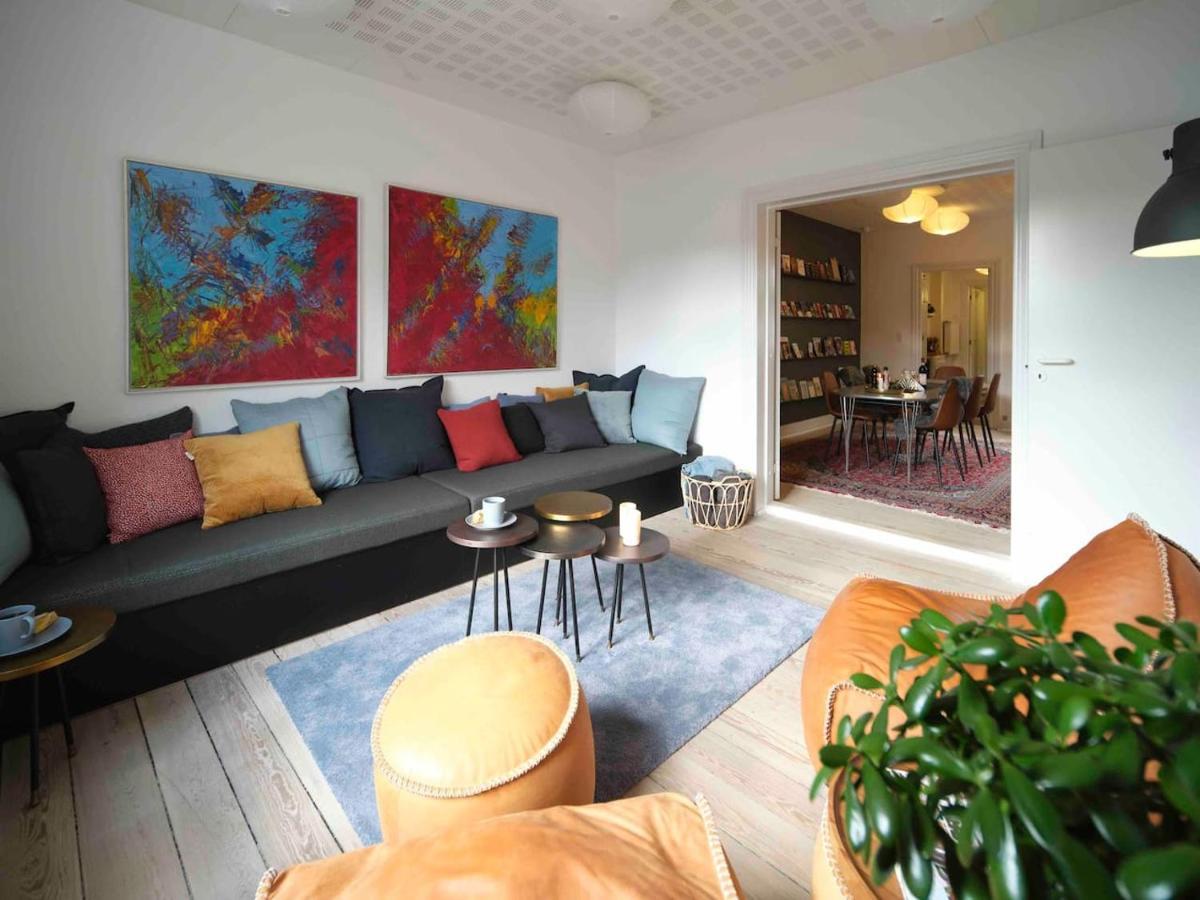 Apartment Cozy Stay Aarhus Denmark Booking Com