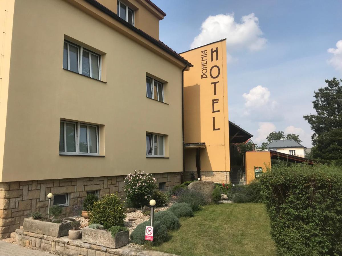 Отель Hotel Bohemia