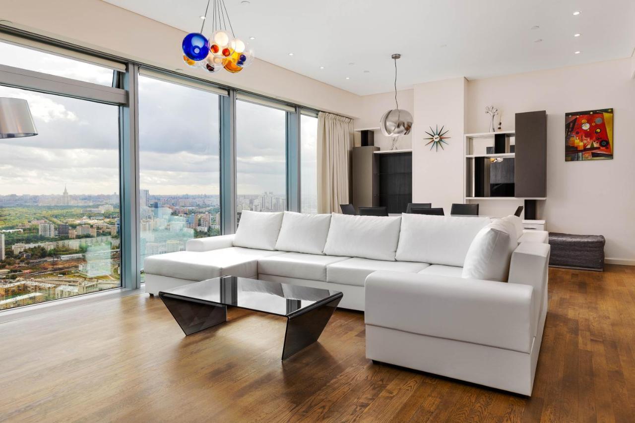 Апартаменты/квартира  Sky Elite Moscow City Apartment 54 Floor Апартаменты Москва Сити 54 этаж