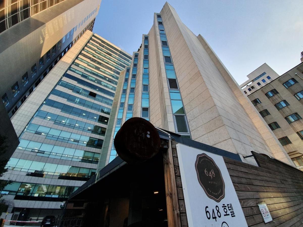 Отель  648 Hotel