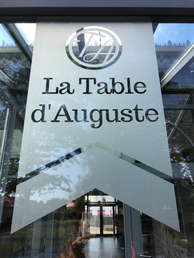 Отель  La Table D'Auguste