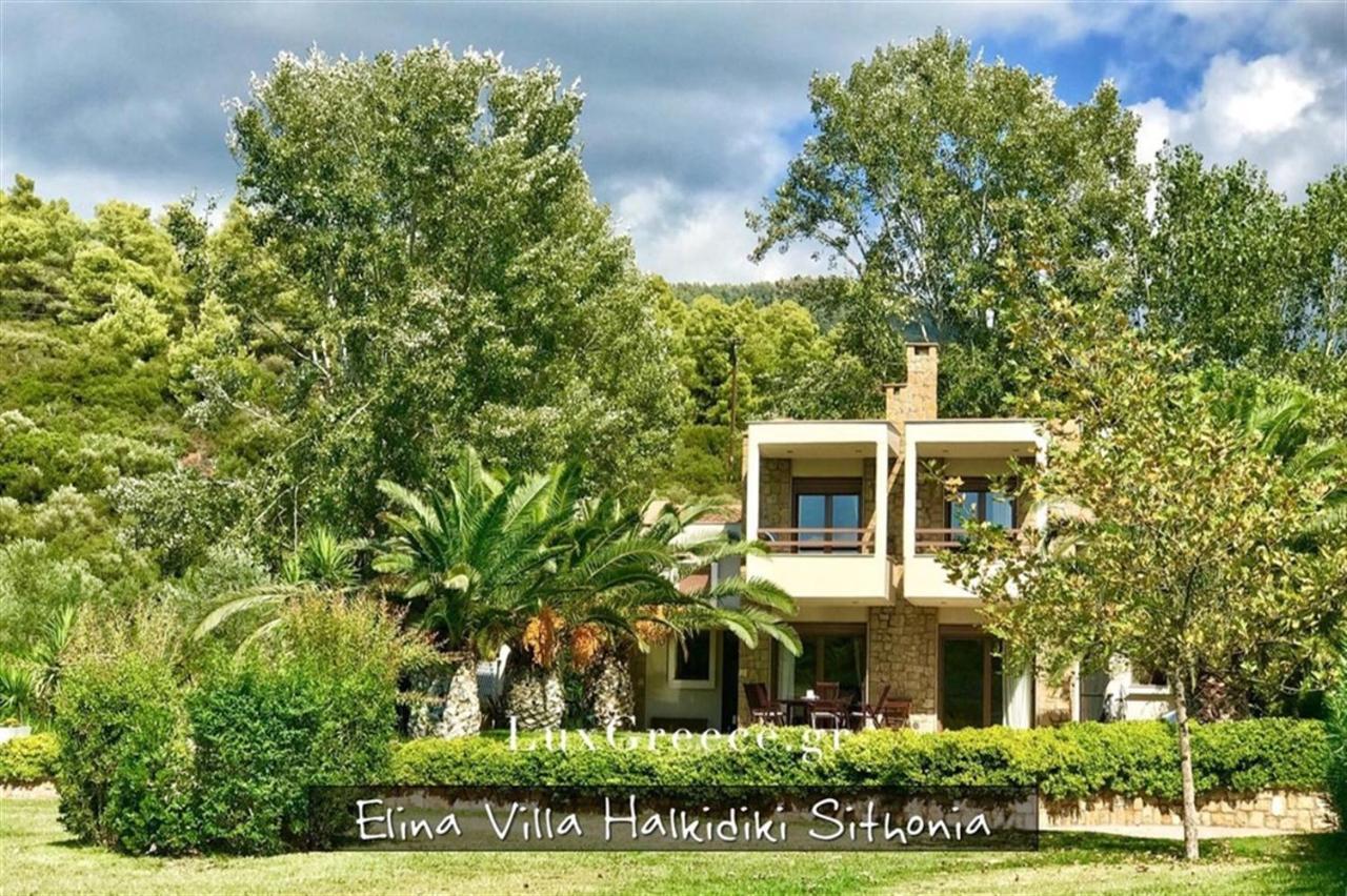 Дом для отпуска  Elina Villa Halkidiki Sithonia
