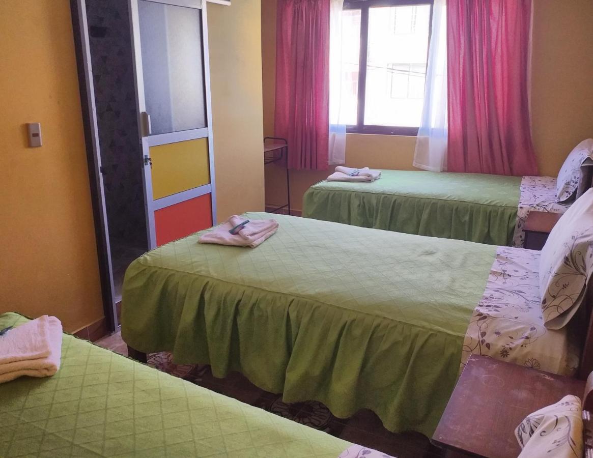 """هتل Hostal """"La Roca"""" Uyuni"""