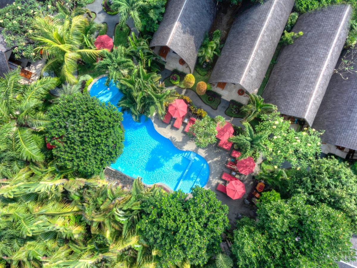 A bird's-eye view of Klumpu Bali Resort