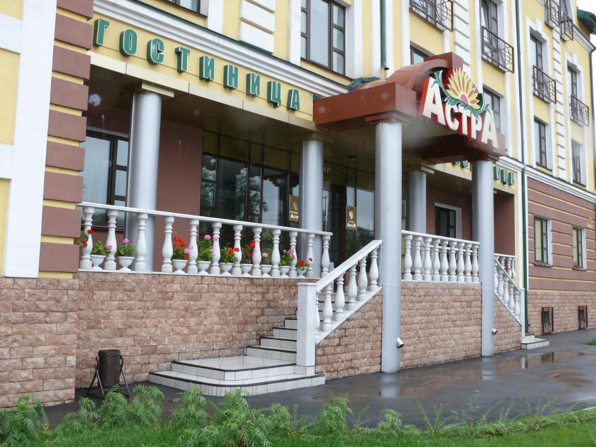 Отель  Отель Астра