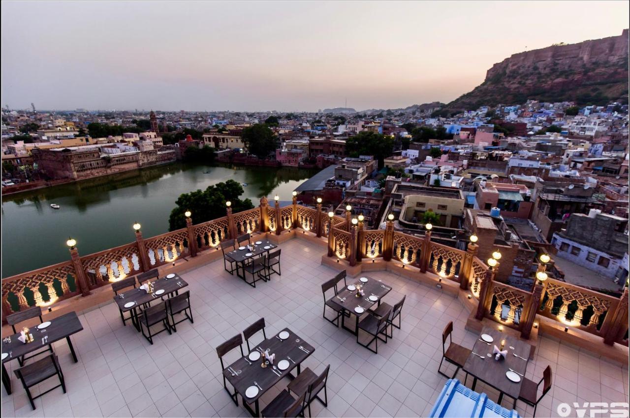 Kankariya Heritage terrace view
