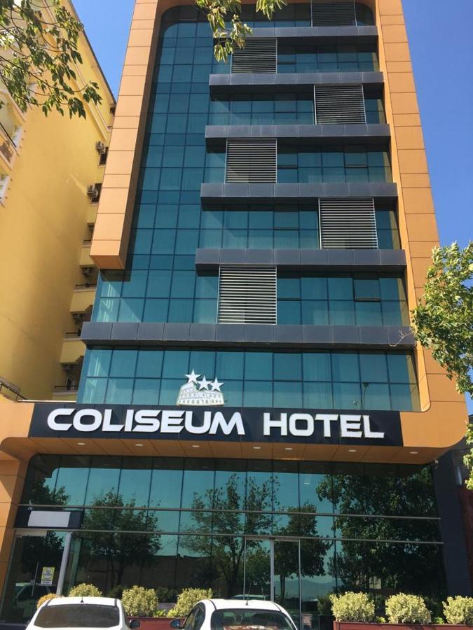 Отель  Отель  Coliseum Otel
