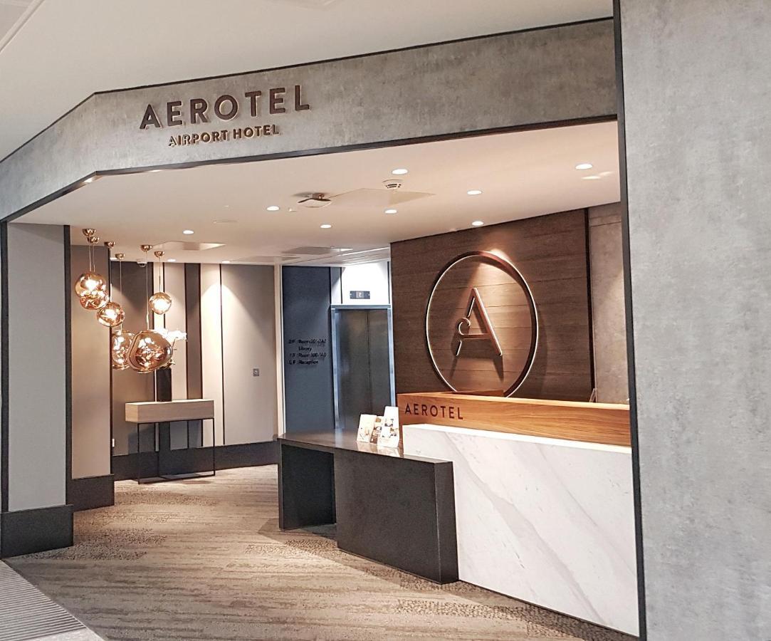 Отель  Aerotel T3 London Heathrow