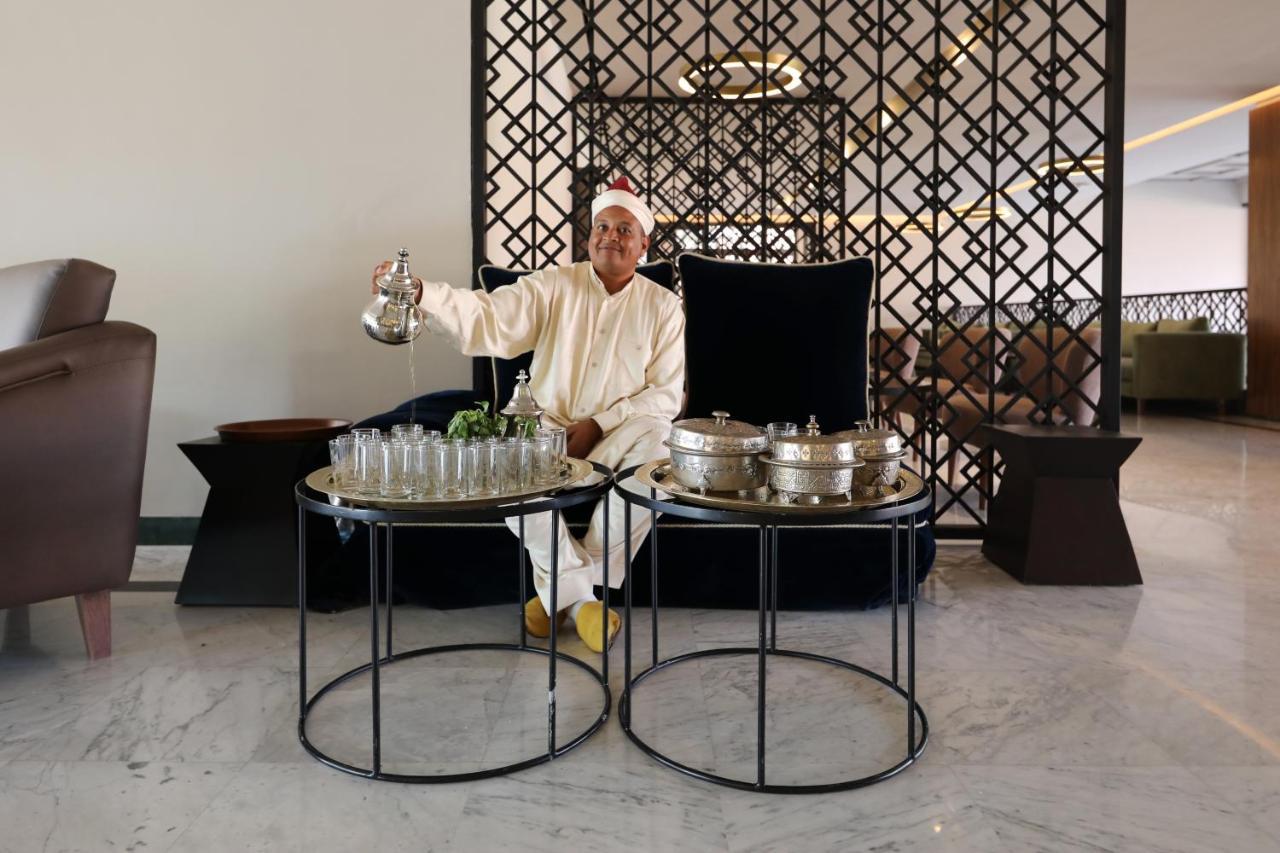 Hotel Kenzi Rose Garden (Marokko Marrakesch) - Booking.com