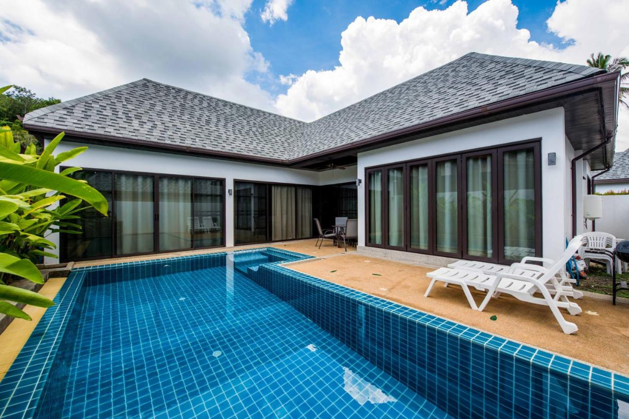 Вилла  Plunge Tropic Villa By RUS THAI Property