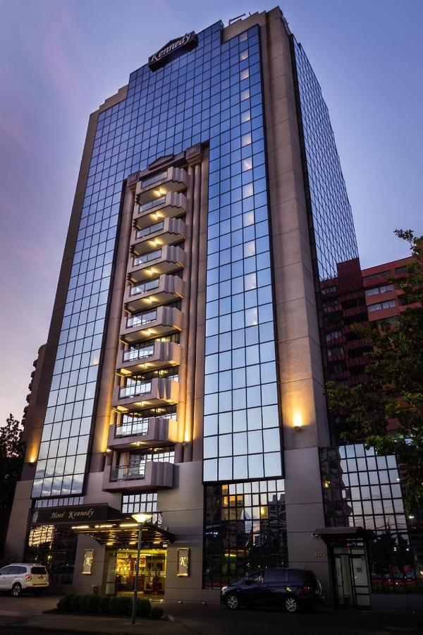 Отель  Hotel Kennedy
