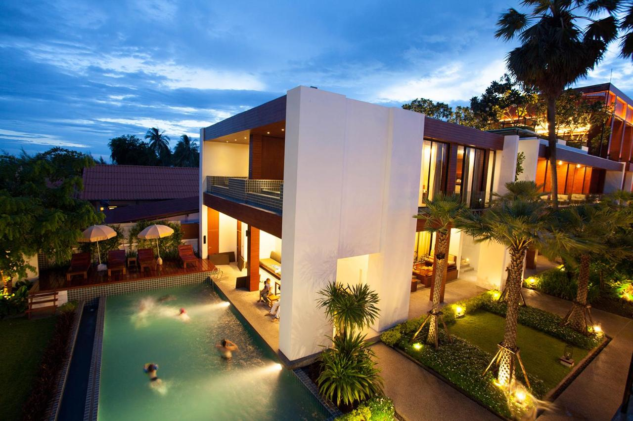 Курортный отель  Tri-Shawa Resort