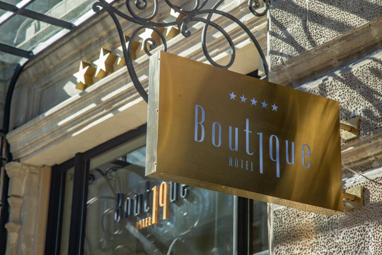 Отель  Boutique 19 Hotel