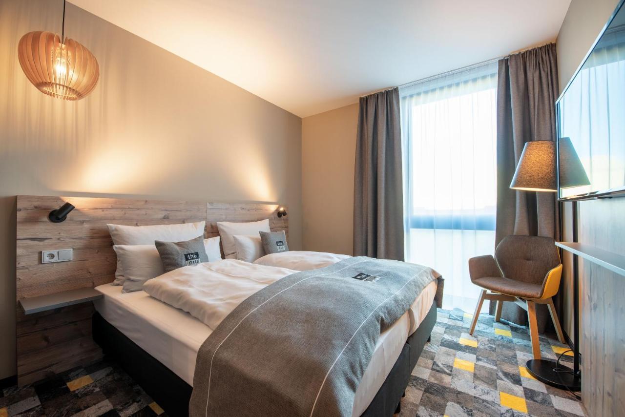 the niu Timber Hotel Esslingen, Oktober 2019