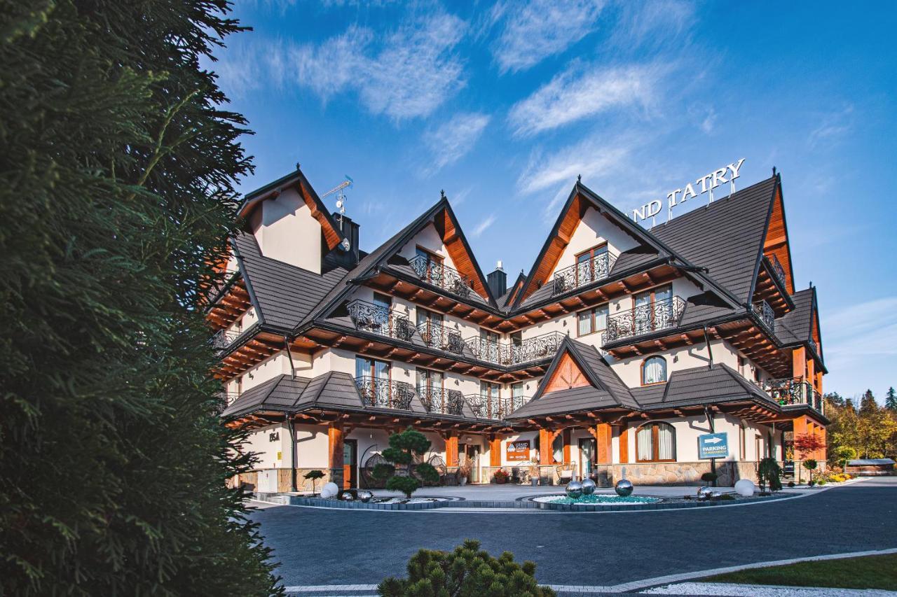 Апарт-отель  Grand Tatry