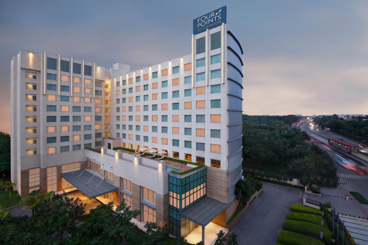 Апарт-отель  Four Points By Sheraton Hotel And Serviced Apartments