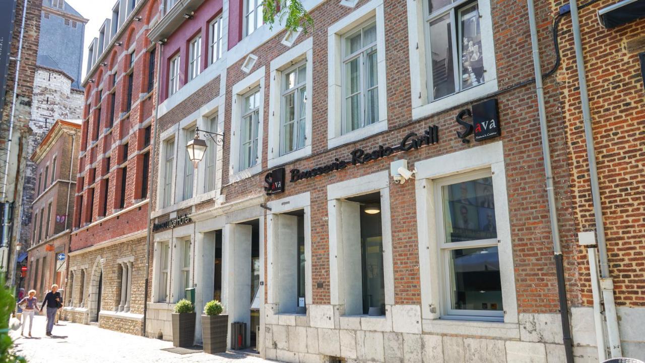 Отель  Amosa Liège City Centre Hotel