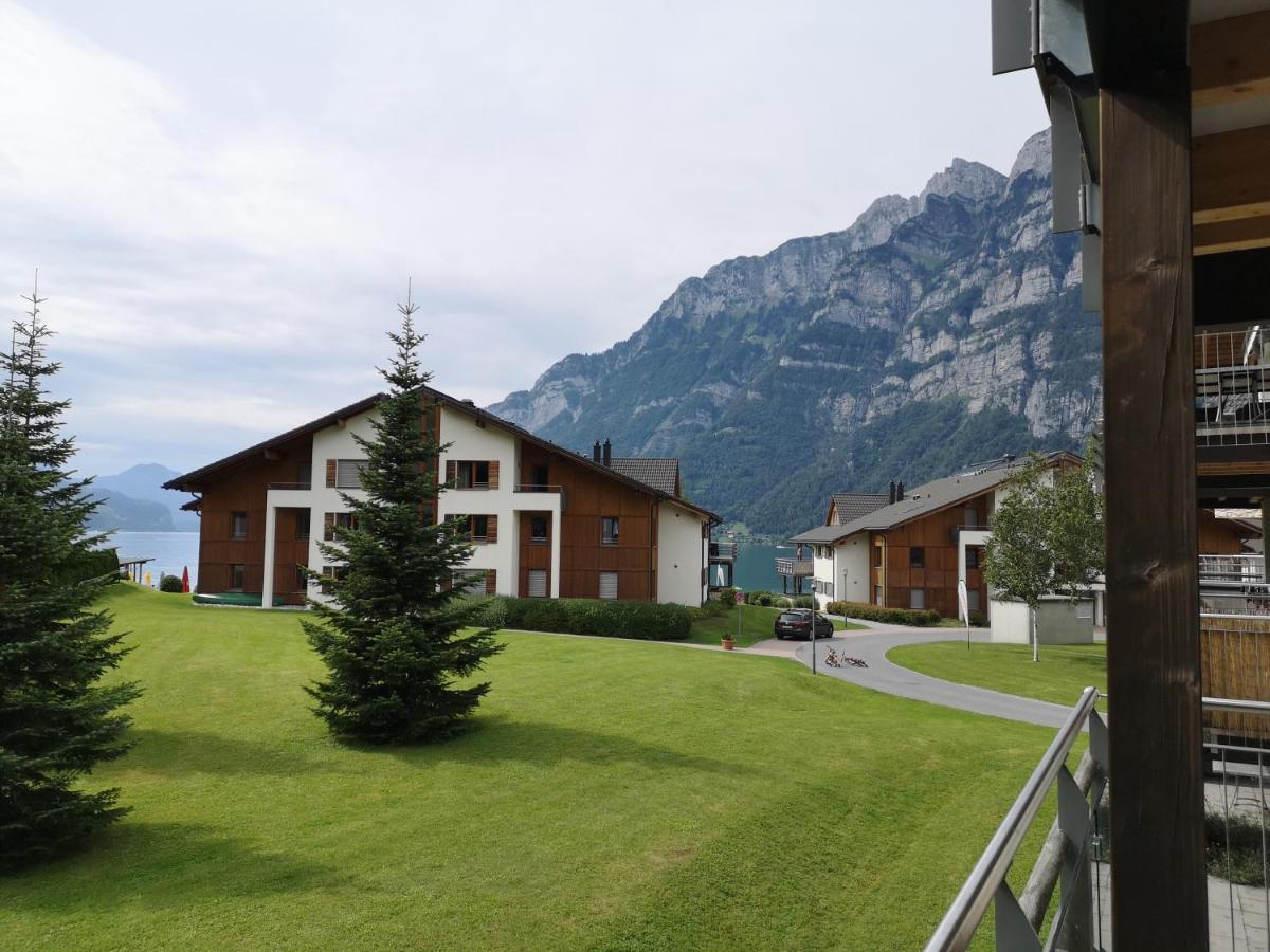 Апартаменты/квартира  Ferienwohnung Resort Walensee 98 - Seehöckli