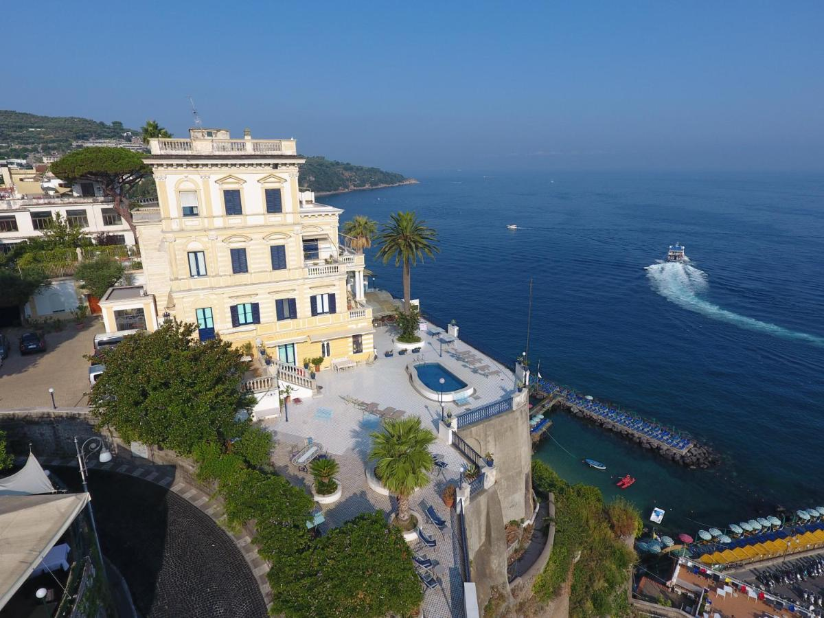 Villa La Terrazza Sorrento Italy Booking Com