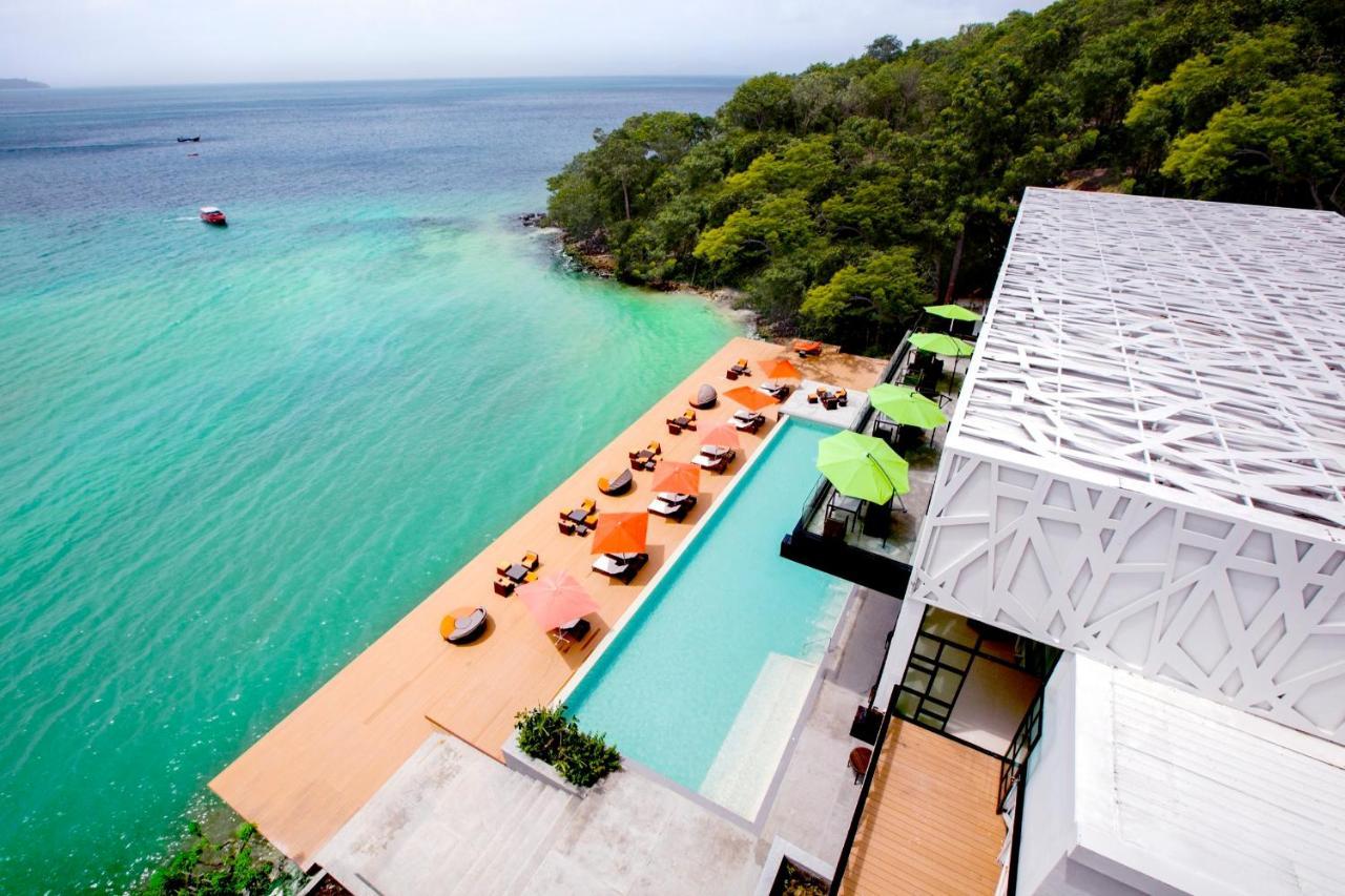 Uma vista aérea de Villa 360