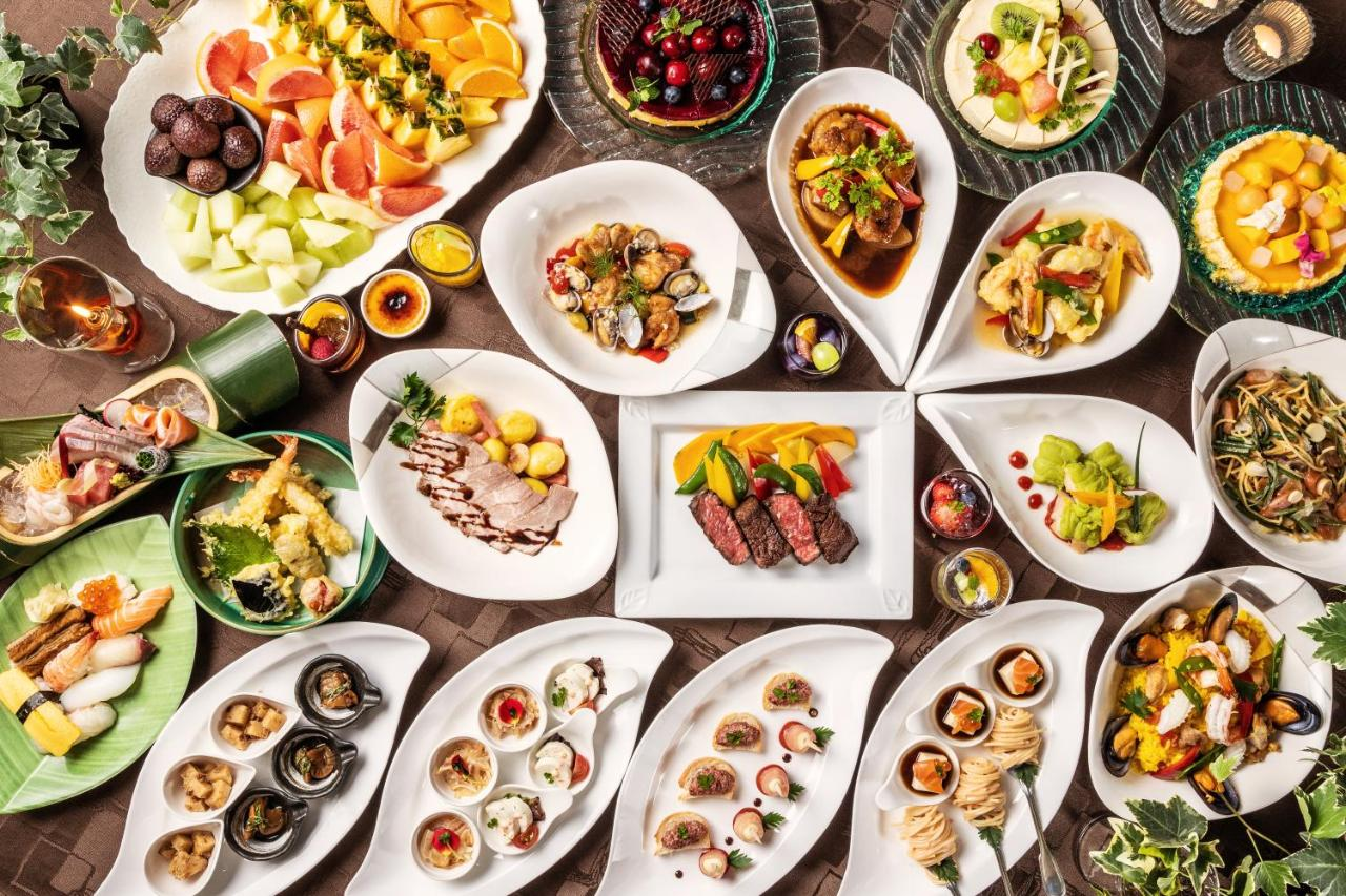 記念日におすすめのレストラン・アートホテル小倉 ニュータガワの写真7