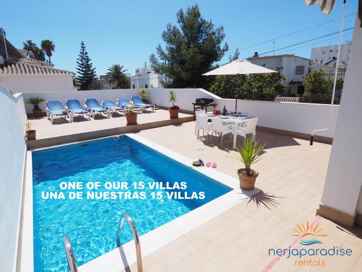 Виллы  Nerja Paradise Rentals