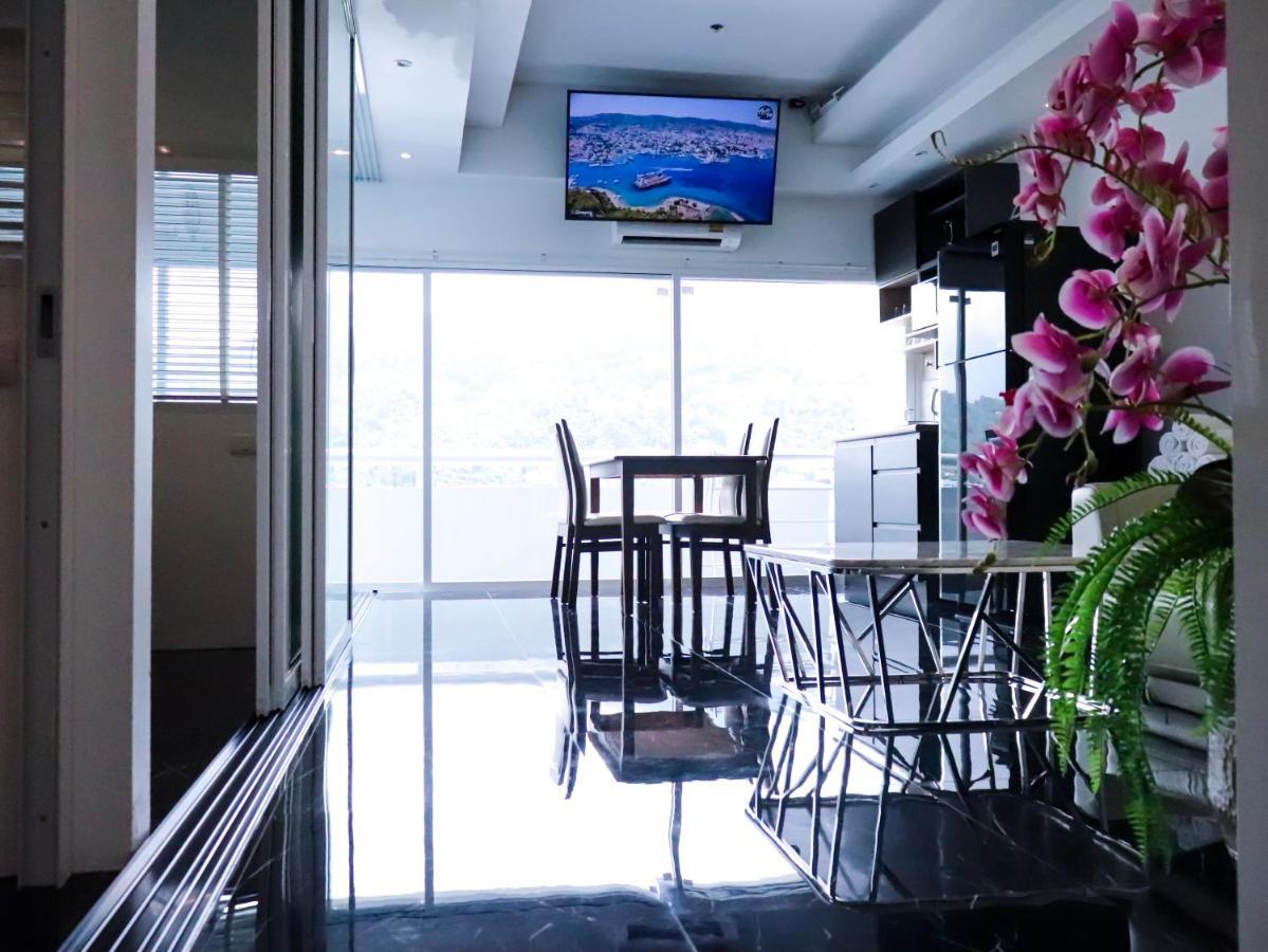 Апартаменты/квартира  Patong Tower Pool View