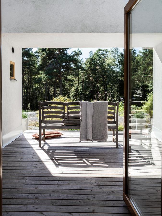 Hrlig arkitektritad villa nra Stockholm city - Villas for - Airbnb