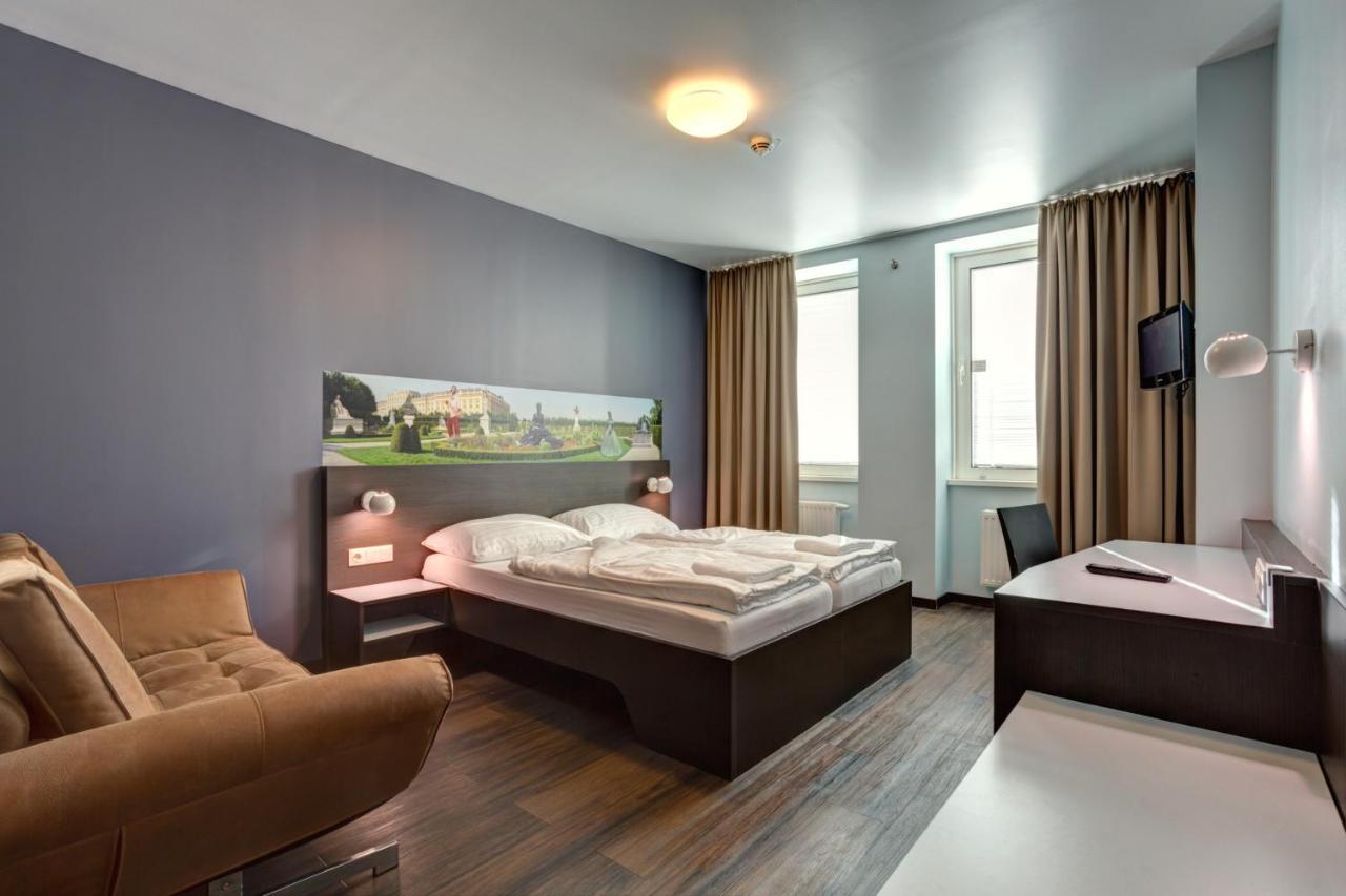 Отель  MEININGER Hotel Wien Downtown Sissi