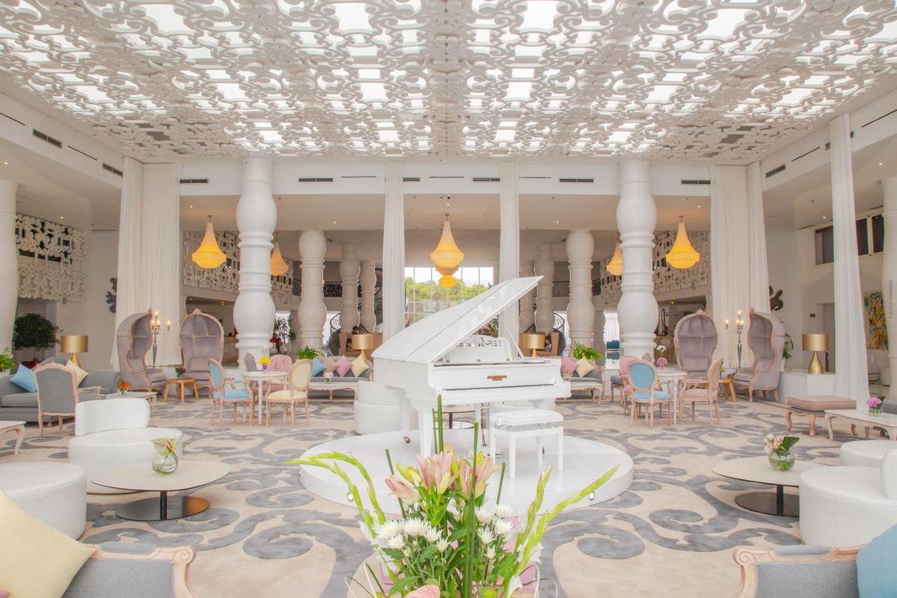 Отель  Hotel Farah Tanger