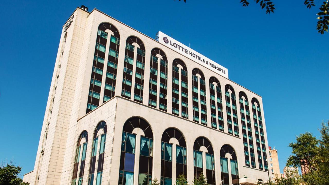 Отель  Лотте Отель Владивосток