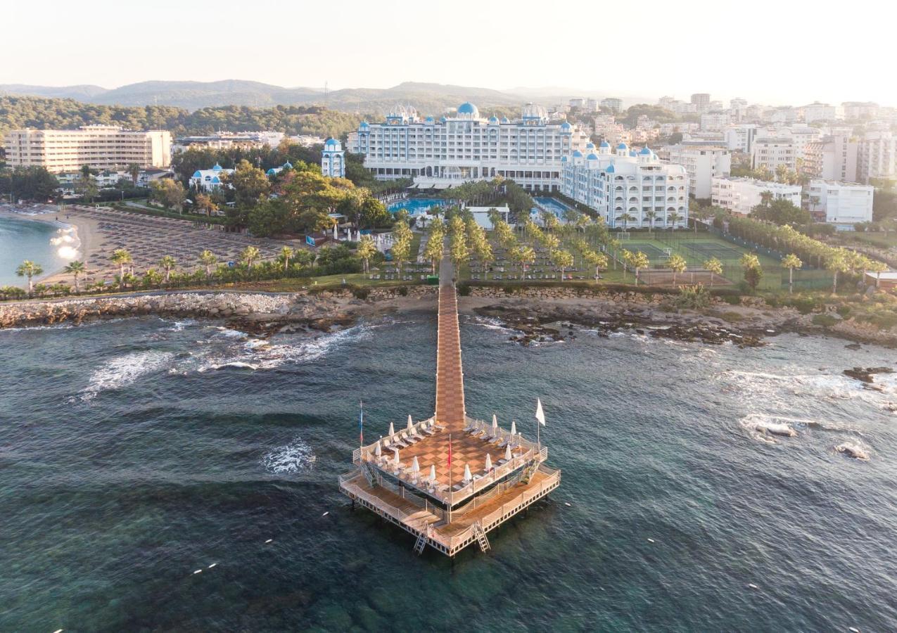 Rubi Platinum Spa Resort & Suites з висоти пташиного польоту