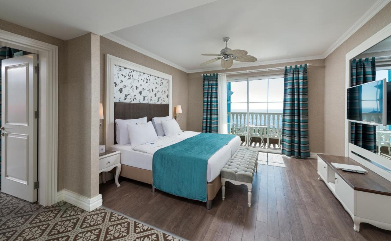 Ліжко або ліжка в номері Rubi Platinum Spa Resort & Suites