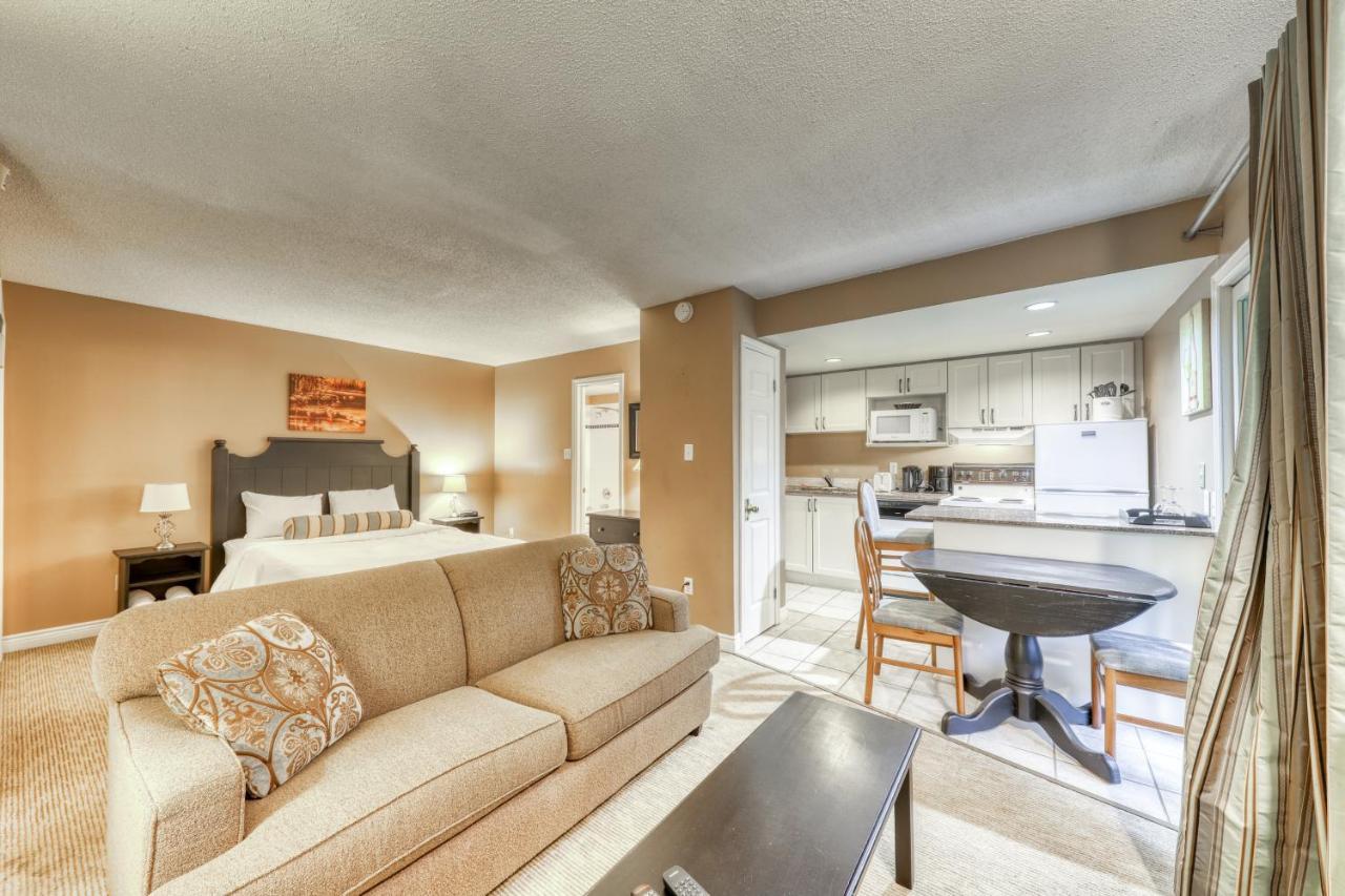 Апартаменты/квартира  Condo 903 At North Creek Resort