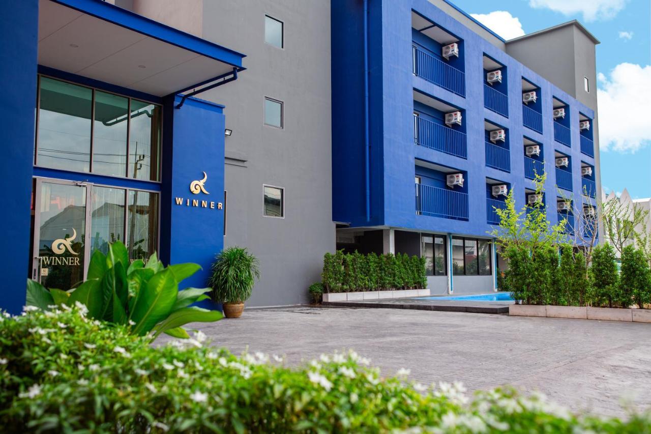 Отель  WINNER HOTEL