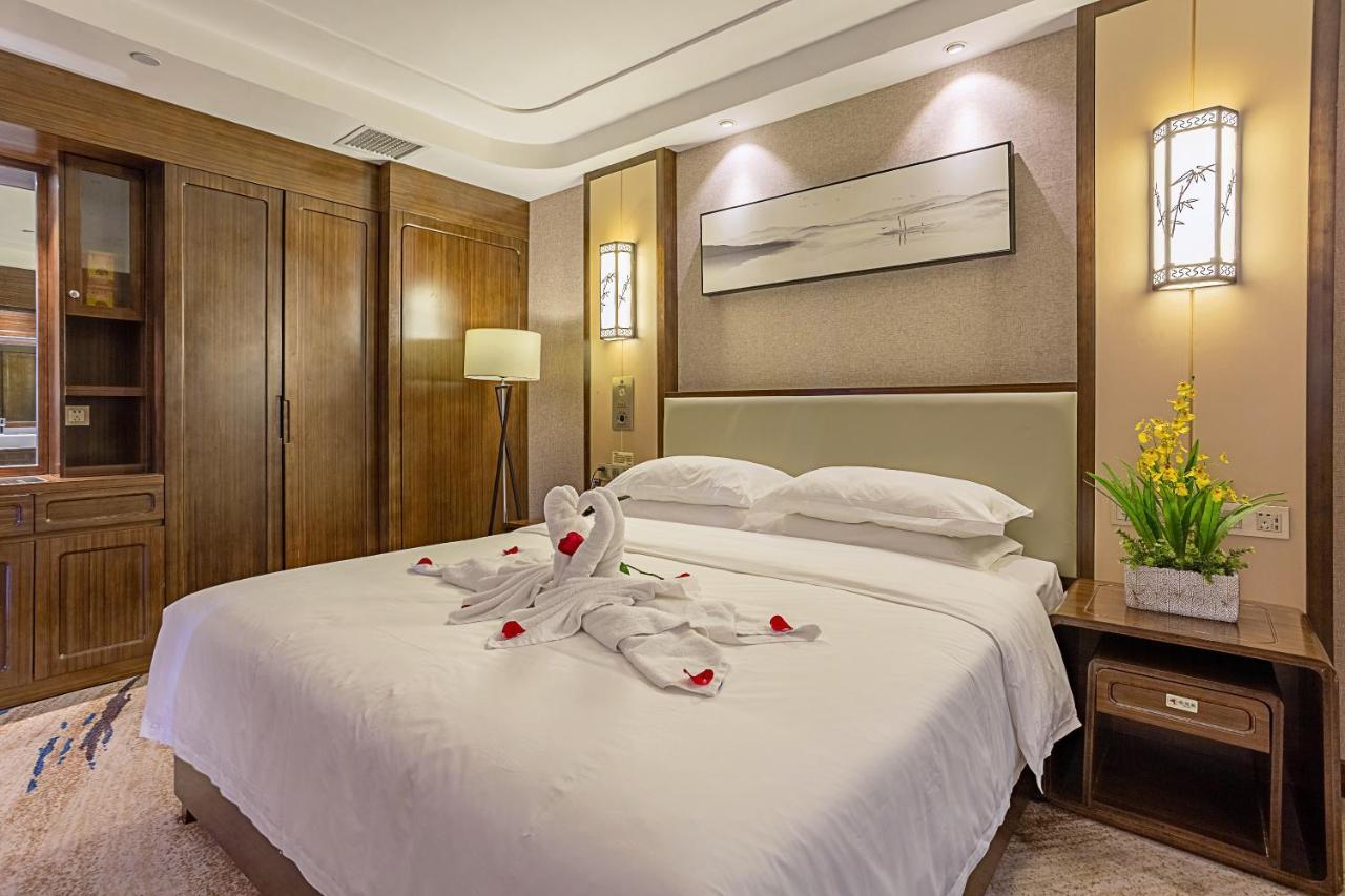 Отель  Отель  TOWO Shangpin Hotel (Changsha Railway Station)