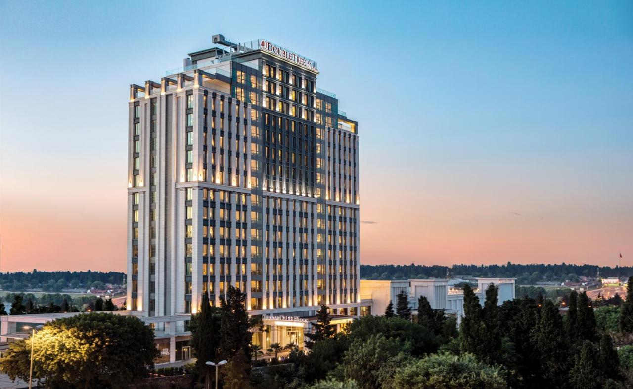 Отель  Doubletree By Hilton Istanbul Topkapi