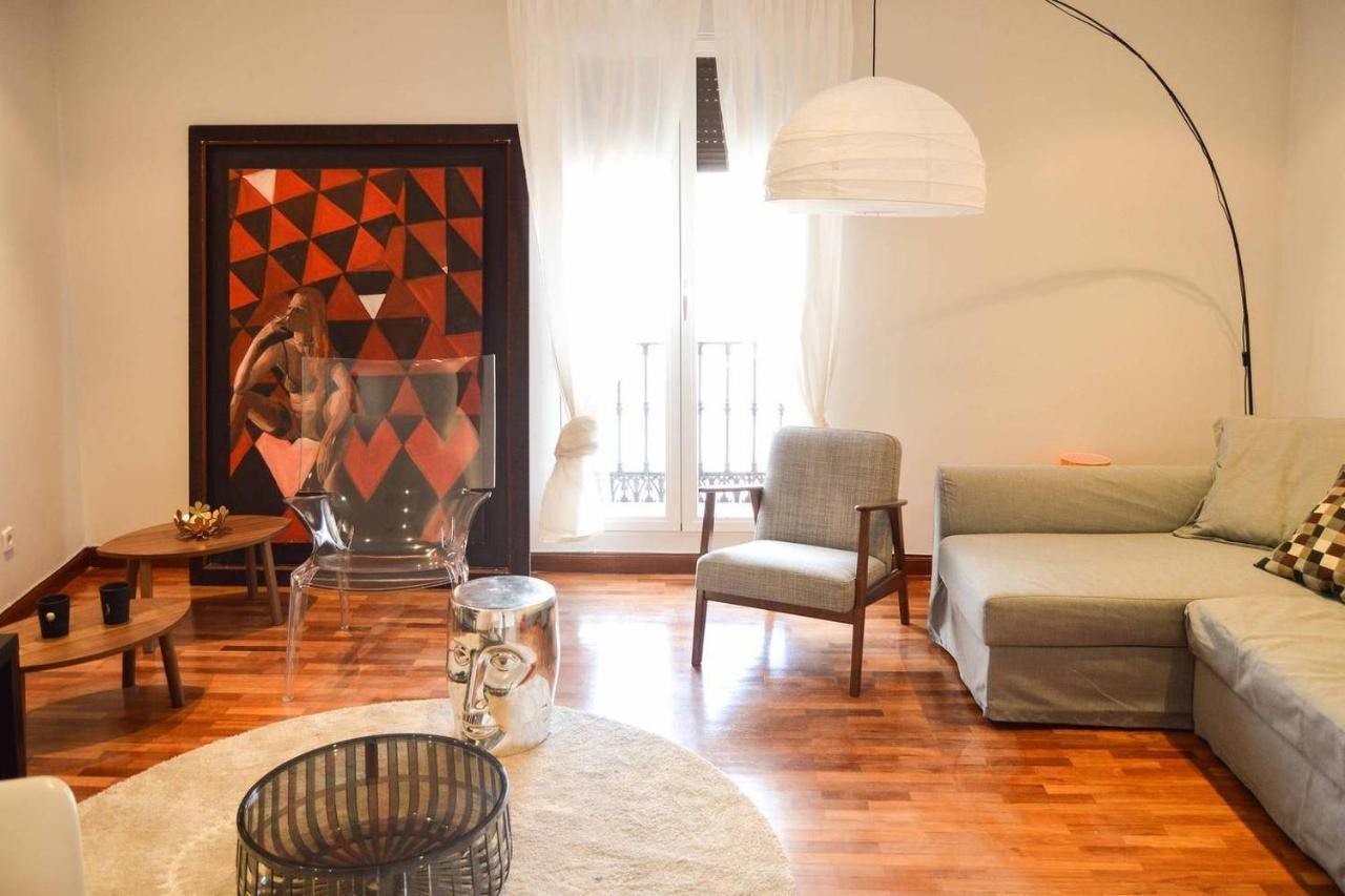 Apartment Puerta De Alcalá Duplex Con Terraza Madrid