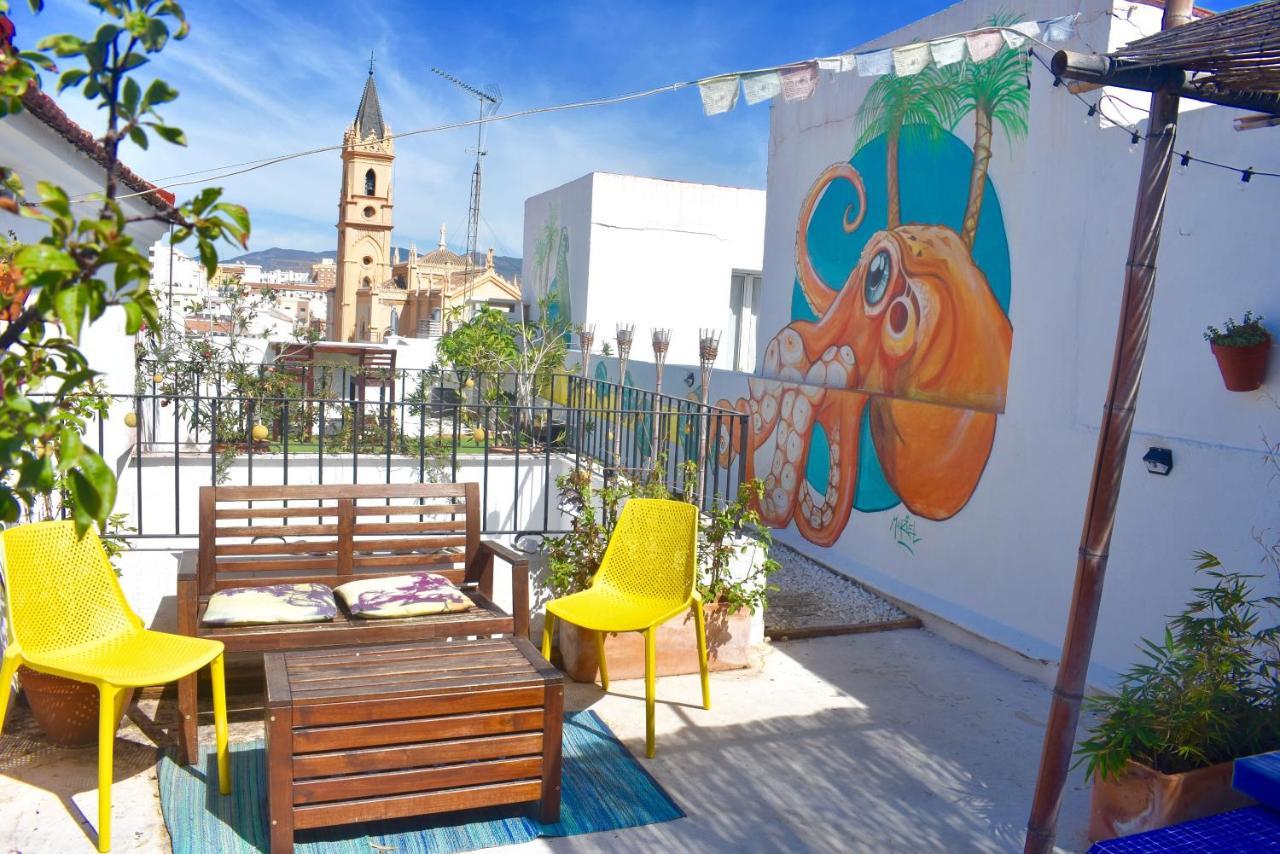Hostel Casa Al Sur Terraza Málaga Spain Booking Com